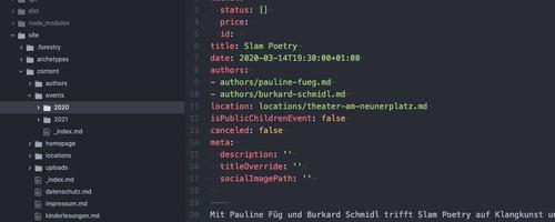 Hugo Framework